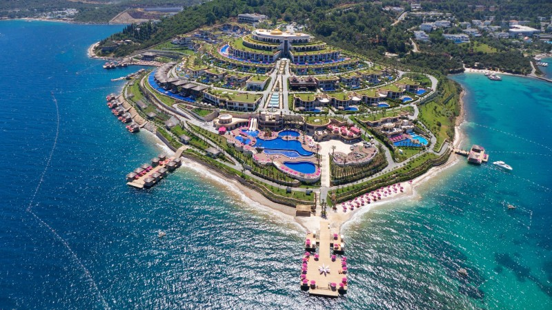 THE BODRUM BY PARAMOUNT HOTEL 5*