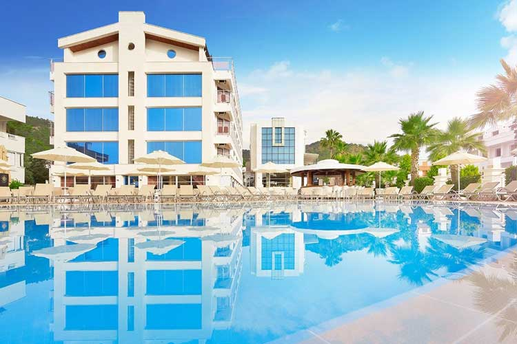 IDEAL PEARL HOTEL 4*