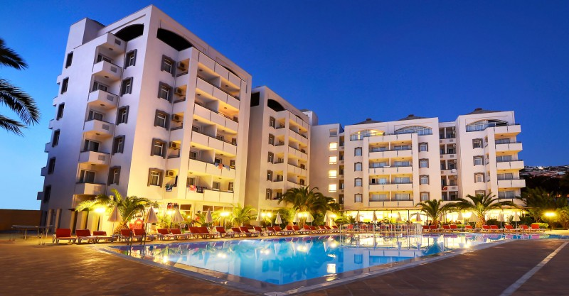 THE PANORAMA HILL HOTEL 4*